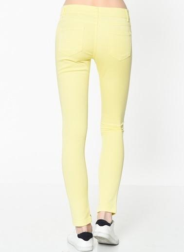 Lee Cooper Pantolon | Amy - Skinny Sarı